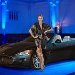 The Maserati GranCabrio