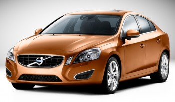 Volvo S60 official shot