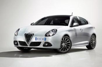 The Alfa Giulietta