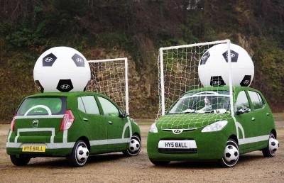 i10 Football Cars