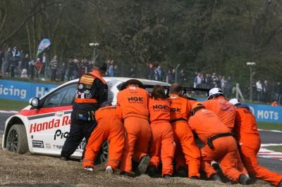 MSA Go Motorsport in action