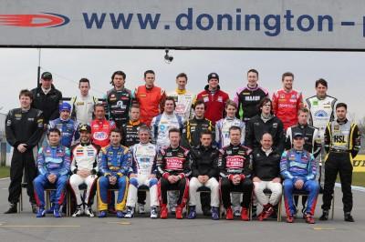 BTCC 2013 Drivers