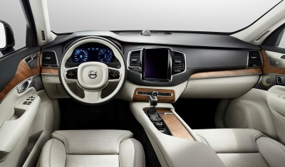 2014 Volvo XC90 Interior