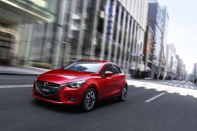 New Mazda2 2014