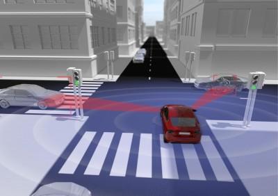 Volvo 360° view technology