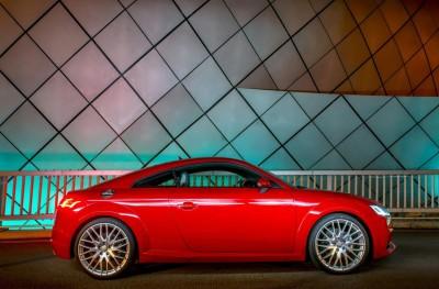 2014 Audi TT Coupe
