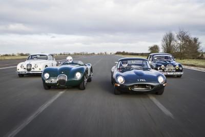 Jaguar Heritage Collection