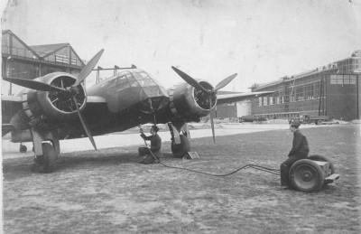 1938 Blenheim Bicester