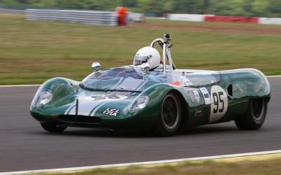 Ian Walker aluminium Lotus Elan