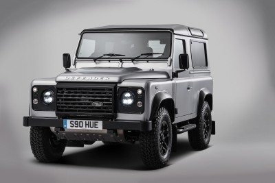 Land Rover Defender 2 millionth edition