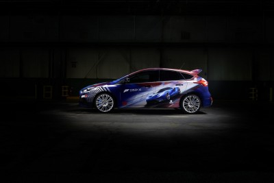 Gamer customised Forza Focus RS