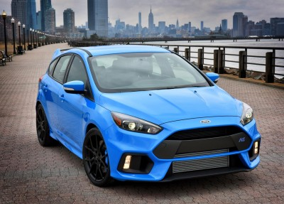 All-new Ford Focus RS is going global