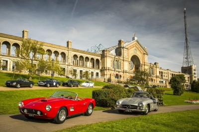 Classic and Sports Car London Show