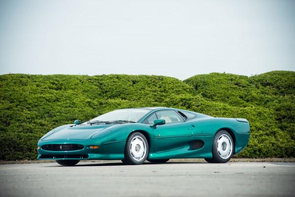 1991 Jaguar XJ220