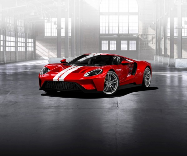 Ford 2016 All new GT