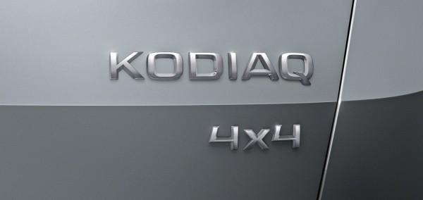 New SKODA SUV called Kodiaq