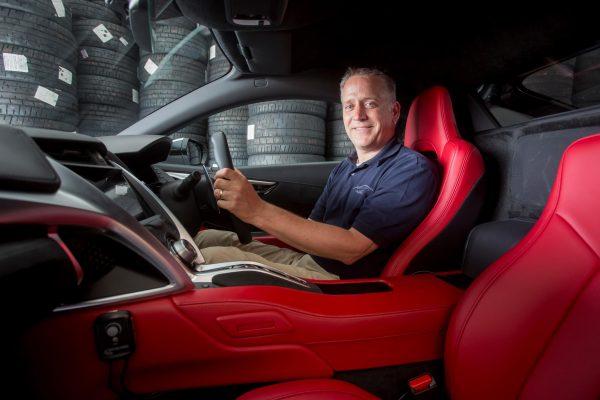 Ted Klaus Honda NSX